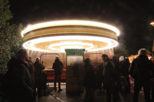 Highspeed-Karusell
