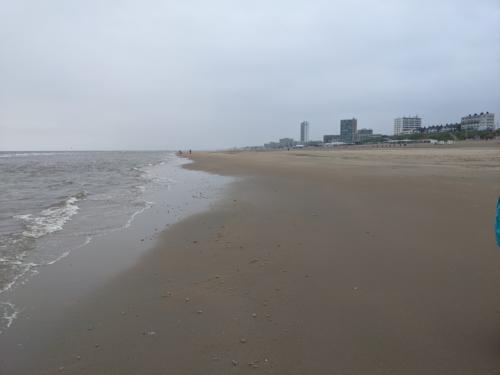 Zandvoort - Der ganze Strand für uns...