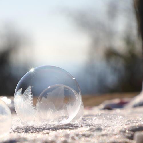 Eisblase